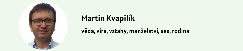 Martin Kvapilík