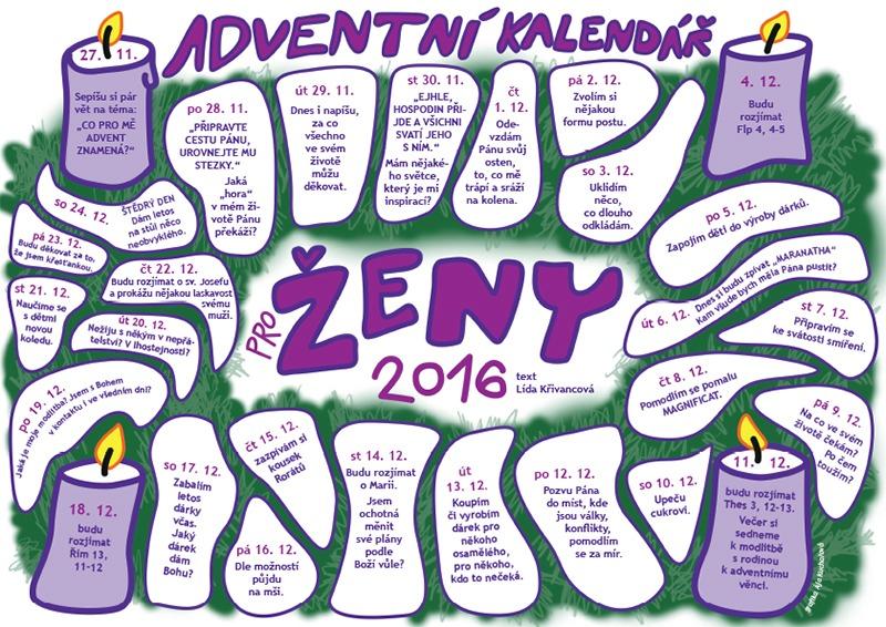 Adventní kalendář pro ženy  c92ea879cf
