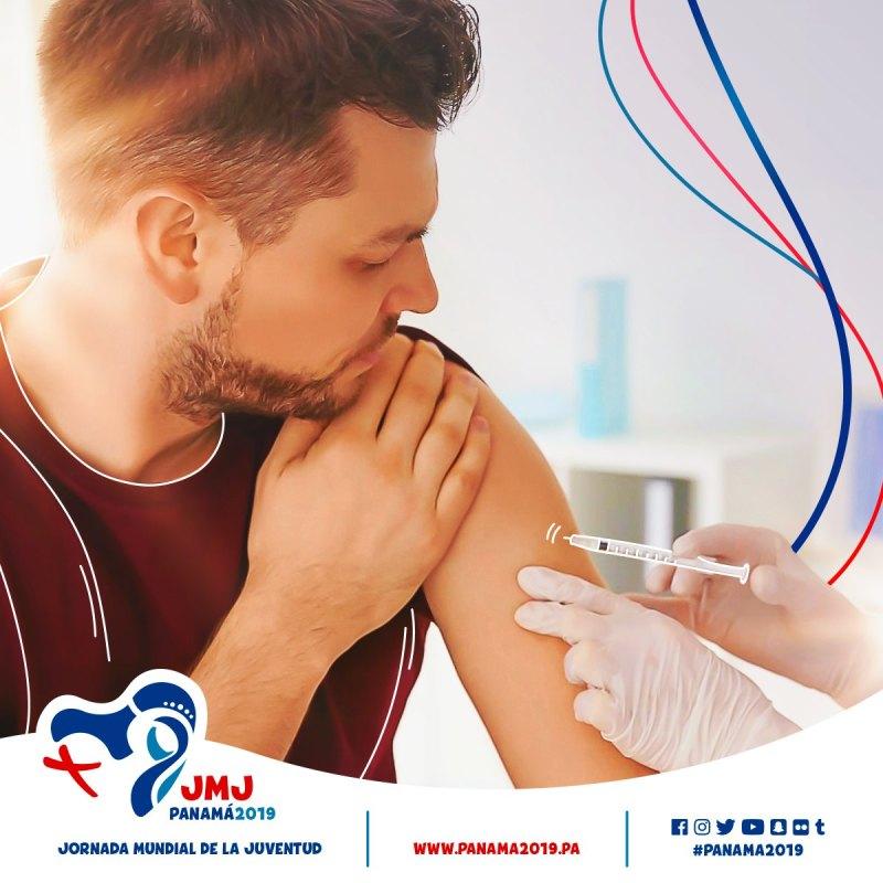 Očkování SDM Panama 2019