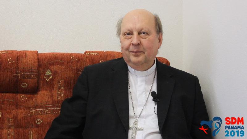 biskup Pavel Posád