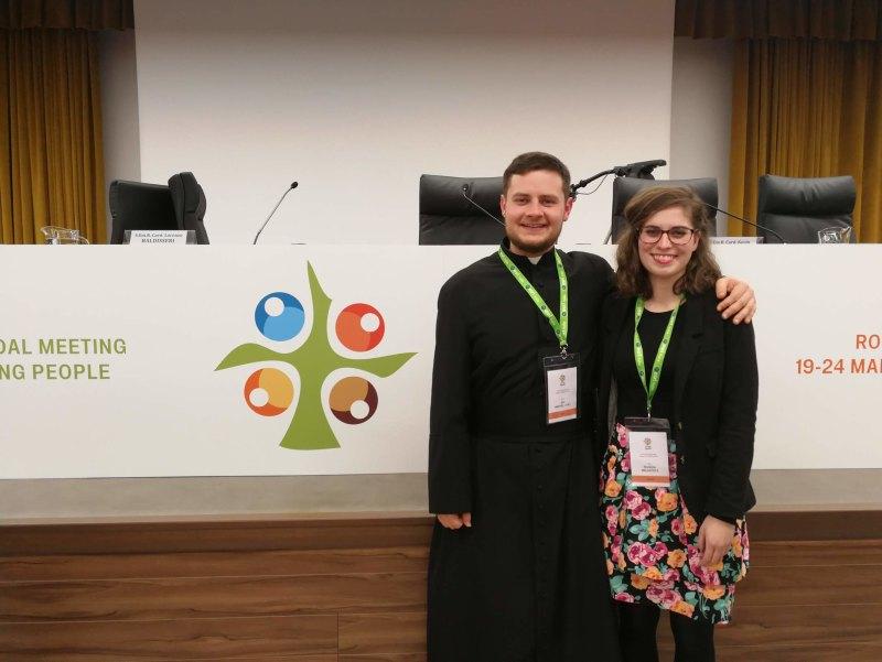 Fotka delegátů z České republiky