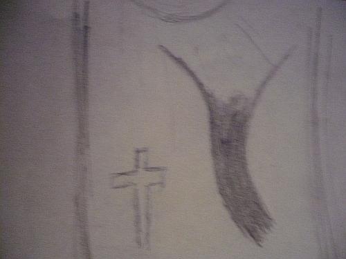 Kresba Mejme Ruce Zdvizene Cesticka Do Nebe