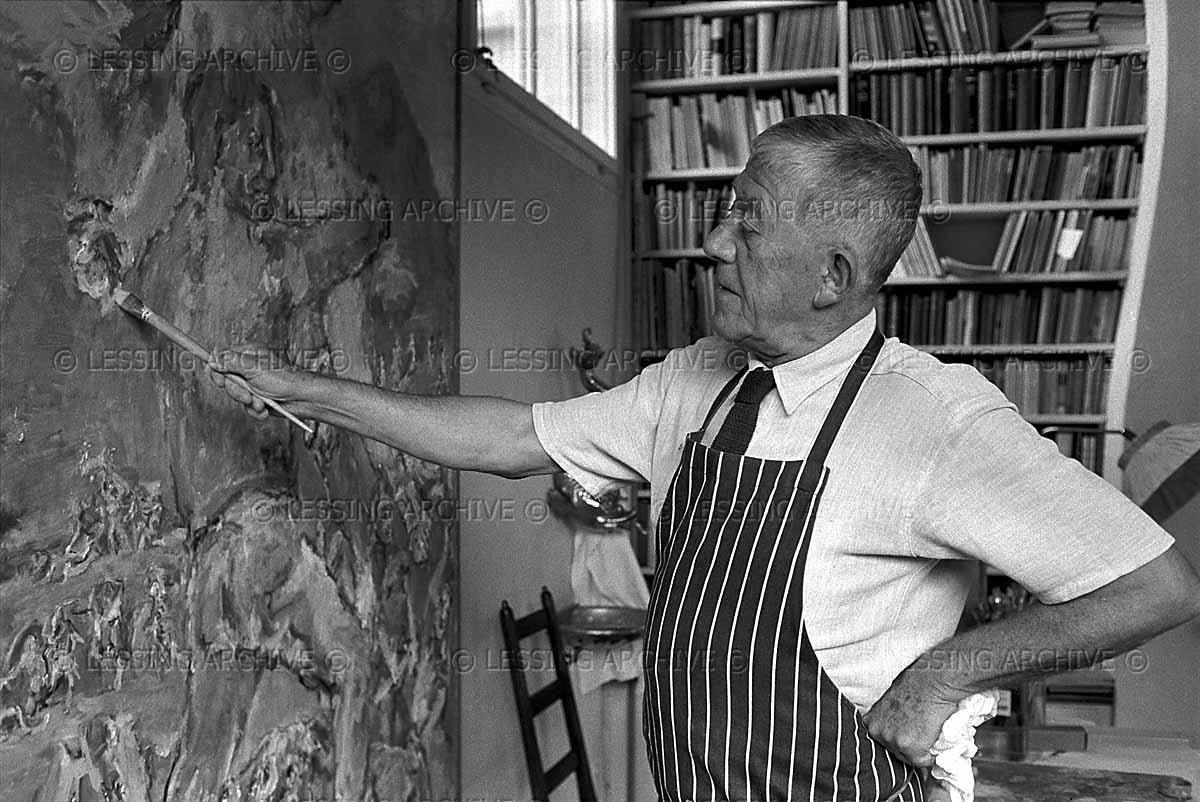an introduction to the life of oskar kokoschka Gestures in oskar kokoschka's early on cryptotheology and philosophy of life in kokoschka's early an introduction to kokoschka's early.
