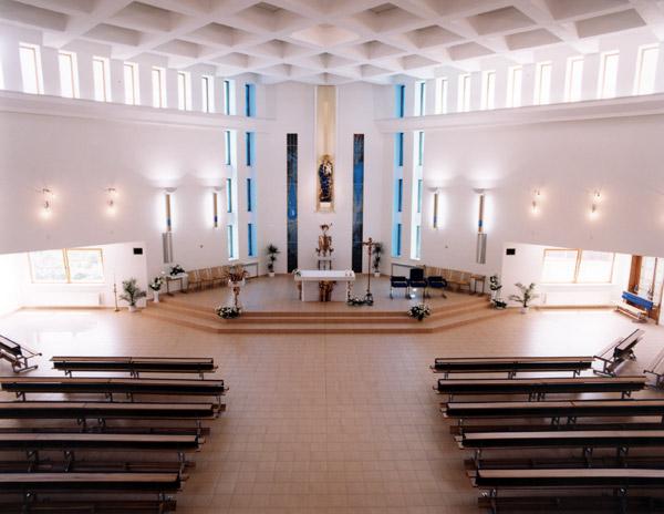 kostel Panny Marie Pomocnice křesťanů