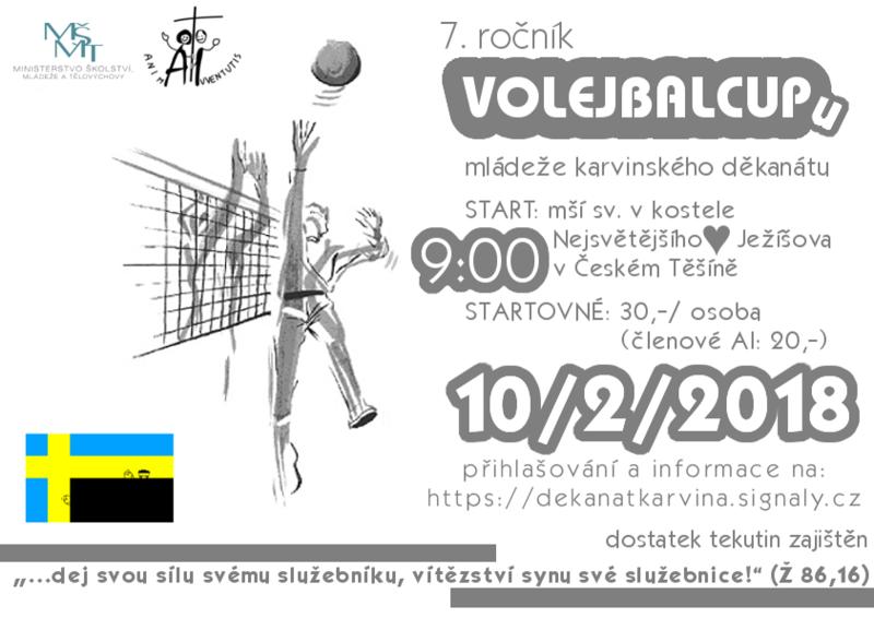 Plakat_Volejbalcup_2018