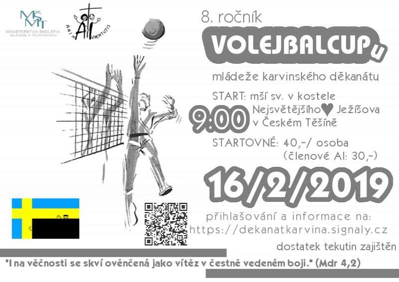 Volejbalcup 2019