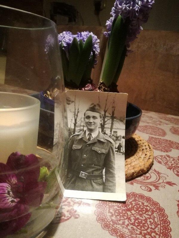 1968 vojákem v Českých Budějovicích