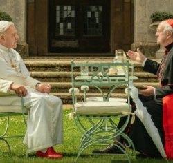 Dva papežové: film o církvi, který nadchl nevěřící