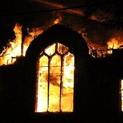 Hoří srdce křesťana jen vedle hořící hranice?