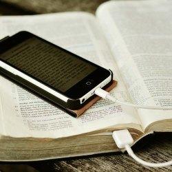 Bible s sebou? Bible v mobilu!