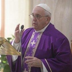 Papež František: Laskavost Boha je výrazem Jeho radosti